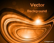 dynamic glare background vector material  1