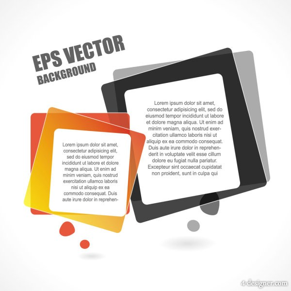 poster background 01   vector material