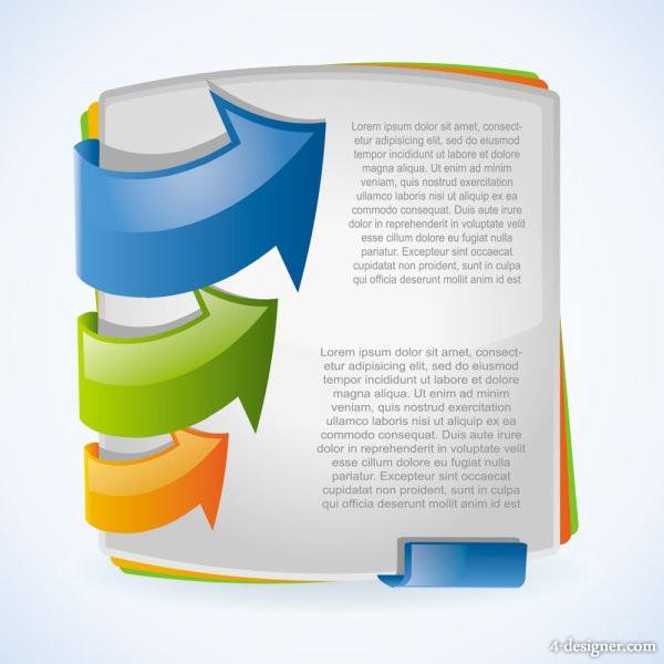 poster background 02   vector material