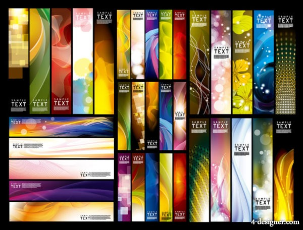 A variety the Symphony of background vector material