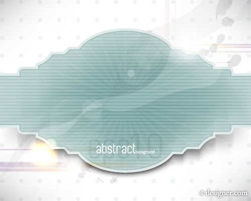 Behind the label vector material 02 vector material