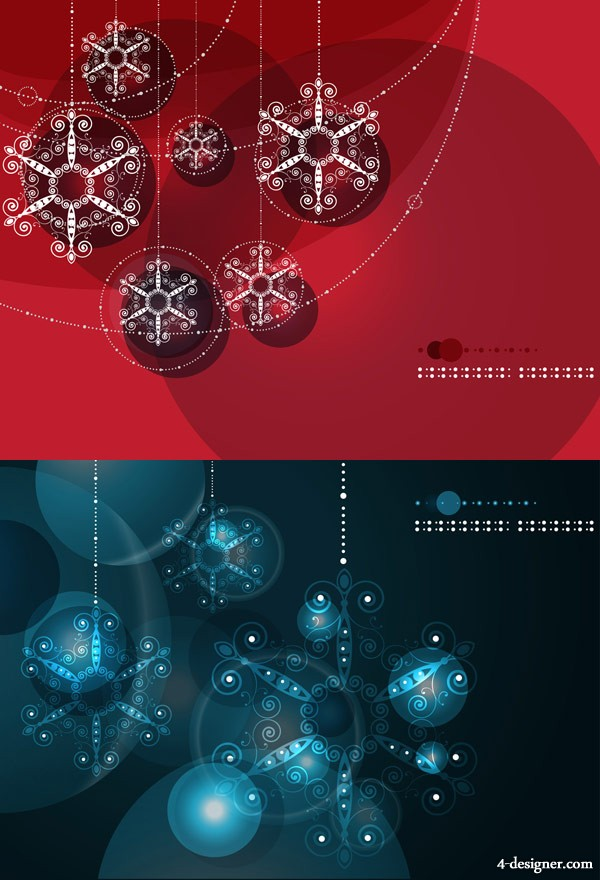 Colorful ball background Vector