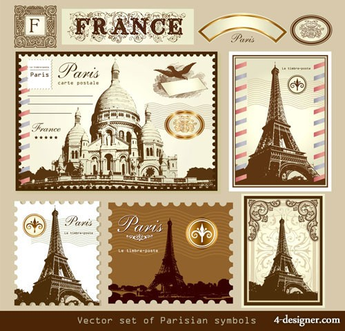 France vector material vector material 1 in Paris