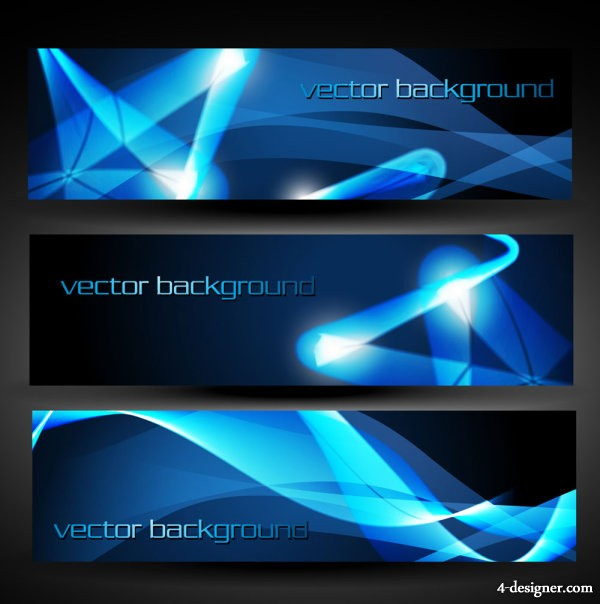 Gorgeous dynamic halo effects 02 vector material