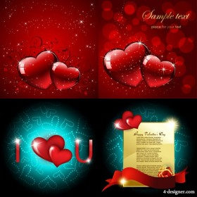 Splendid love Vector