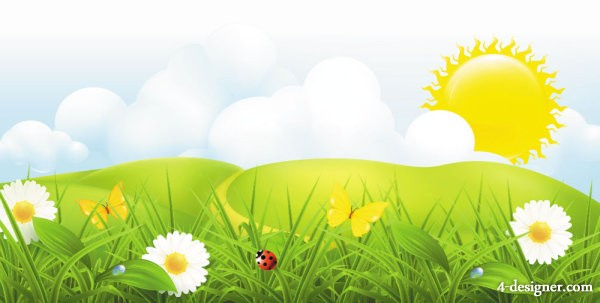 Spring 06 vector material
