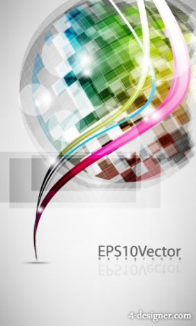 The Symphony Fantasy sphere vector material 2