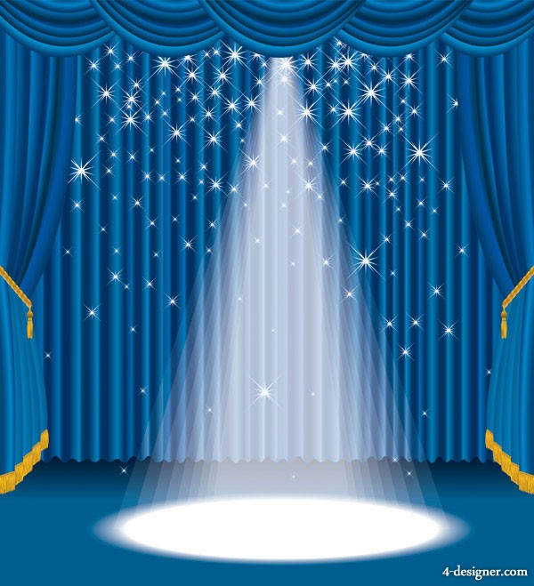 The the stage vector material 2