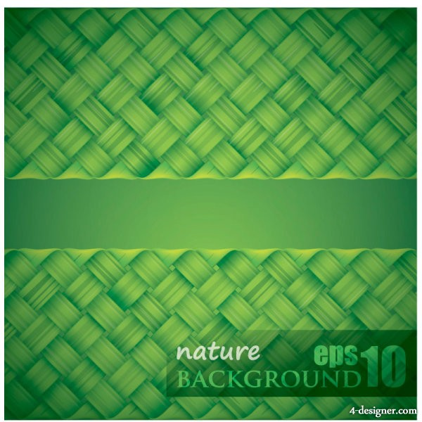 Woven background 01 vector material