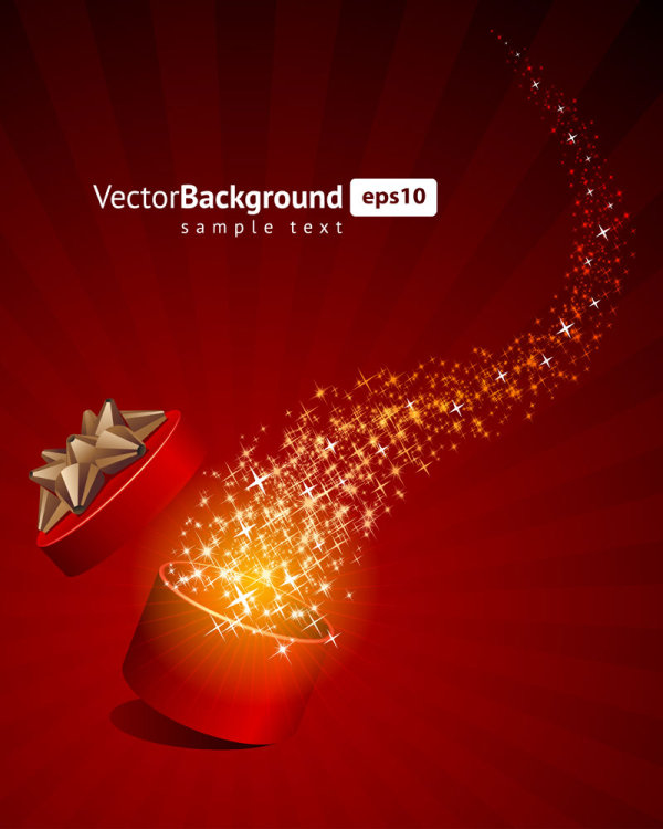 Gorgeous festivals background 01 vector material