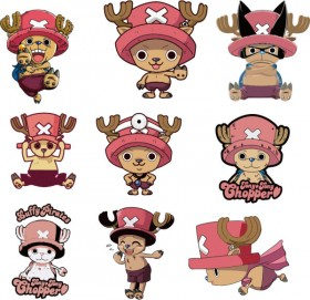 Vector One Piece one Piece Chopper