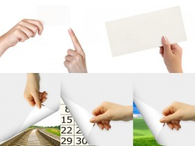 5 gestures HD picture the