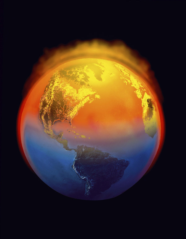 Fiery Earth