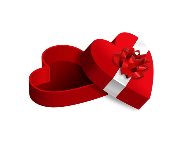 Series HD 3D heart shaped picture   love gift