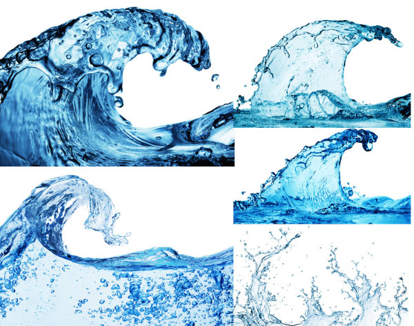 Water Elemental HD picture [5P]