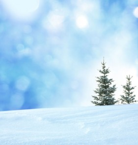 Beautiful snow scenery 07   HD Images
