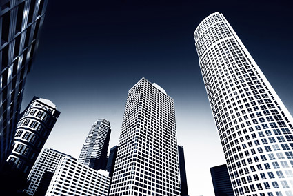 Beautiful urban architecture photography material  4