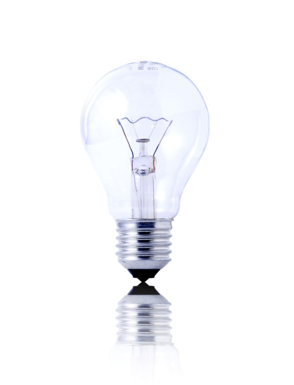Incandescent light bulbs HQ Pictures