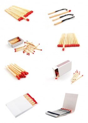 Matches close up   high definition pictures