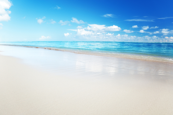 Seaside scenery   high definition picture