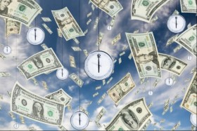 Time is money HD picture 1
