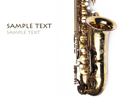 Western musical instruments past Saxophone Musical Instrument Images