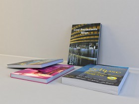 3D models pictures books and material