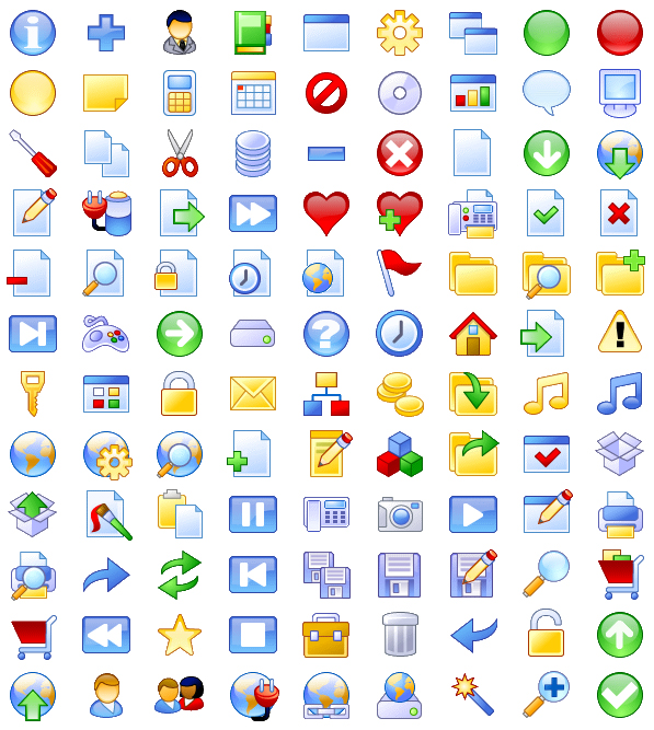 48x48 system small icons gif material  1