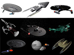 9 models space fighter model