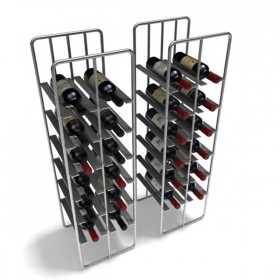 A variety 3D wine related items  1