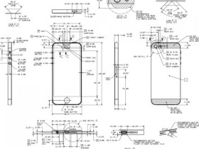 IPhone 5 latest official CAD design