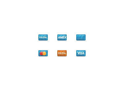 Online payment small icon (png & psd)