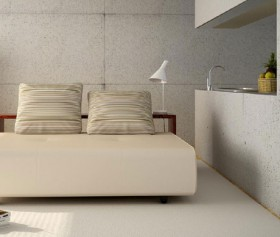 Perfect warmth bedroom 3D model