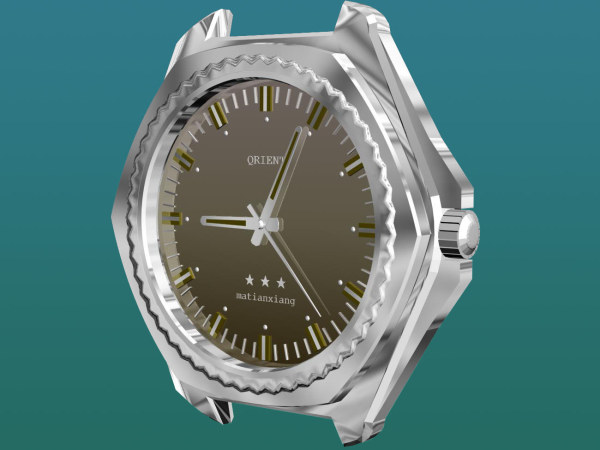Watch 3D models
