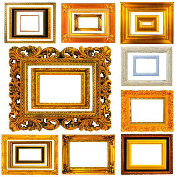 Classic Photo Frame 03   Business Image