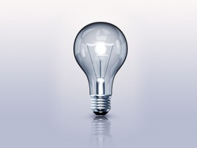 Light bulbs boutique picture material  4