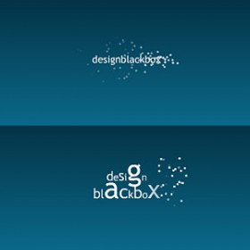 2 models of elegant and cool text effects flash source file