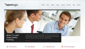 Concise Introduction to Business css xhtml web templates