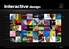 Design studio dedicated flash xml website template source files