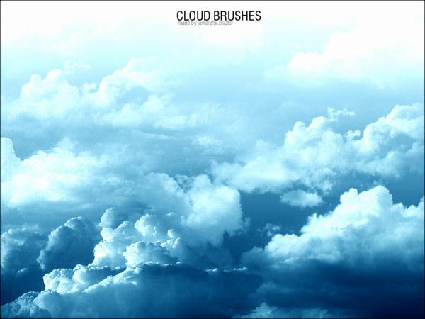 Photoshop Cloud The Brushes Clouds ps brush