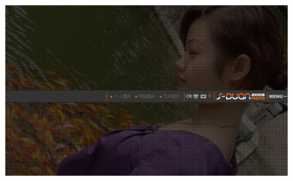 The foreign photographers Site flash xml source file