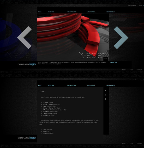 XMLPremiumTemplateV.3 web templates