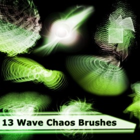 13 high definition magic aura PS brushes