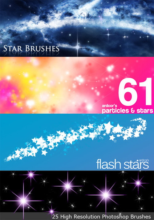 4 high definition the PS the starlight brush