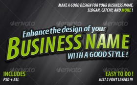Advertising super special font effects PS style Attached PSD file