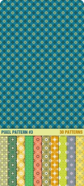 Small patterns Pixel The Pattern 3