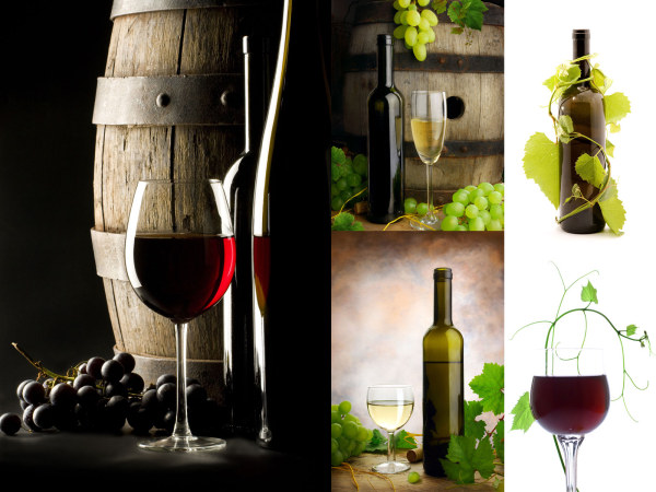 5 wine series HD Images