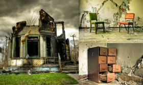 Abandoned space HD pictures  2