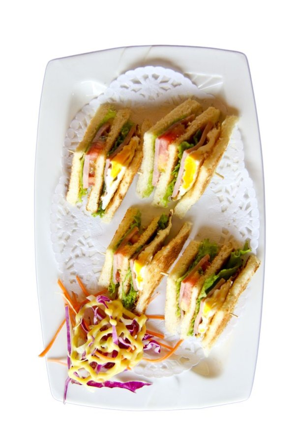 Bacon and egg sandwiches transparent png format HD Images