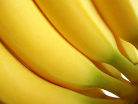 Banana close up boutique picture material  4 fruit pictures